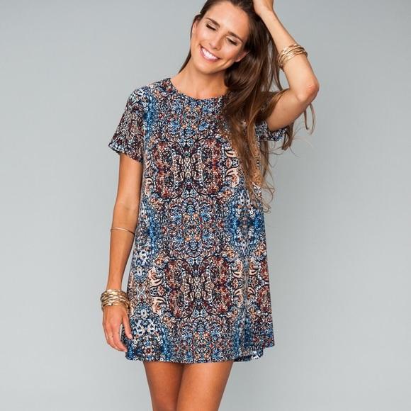e64015bdeeb ... mini em blue bayou dress sz M. M 5a4d92da8290afe51003b541
